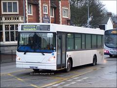 Far East Travel (KU02 YBE) (Colin H,) Tags: travel bus nimbus rental east dennis dawson far 2009 dart caetano ipswich fet slf ibp ipswichbuspage ku02ybe colinhumphrey