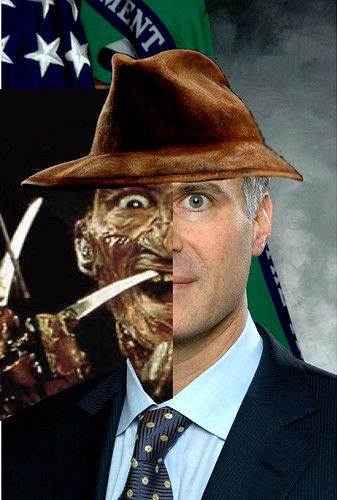 KRUEGER by Colonel Flick