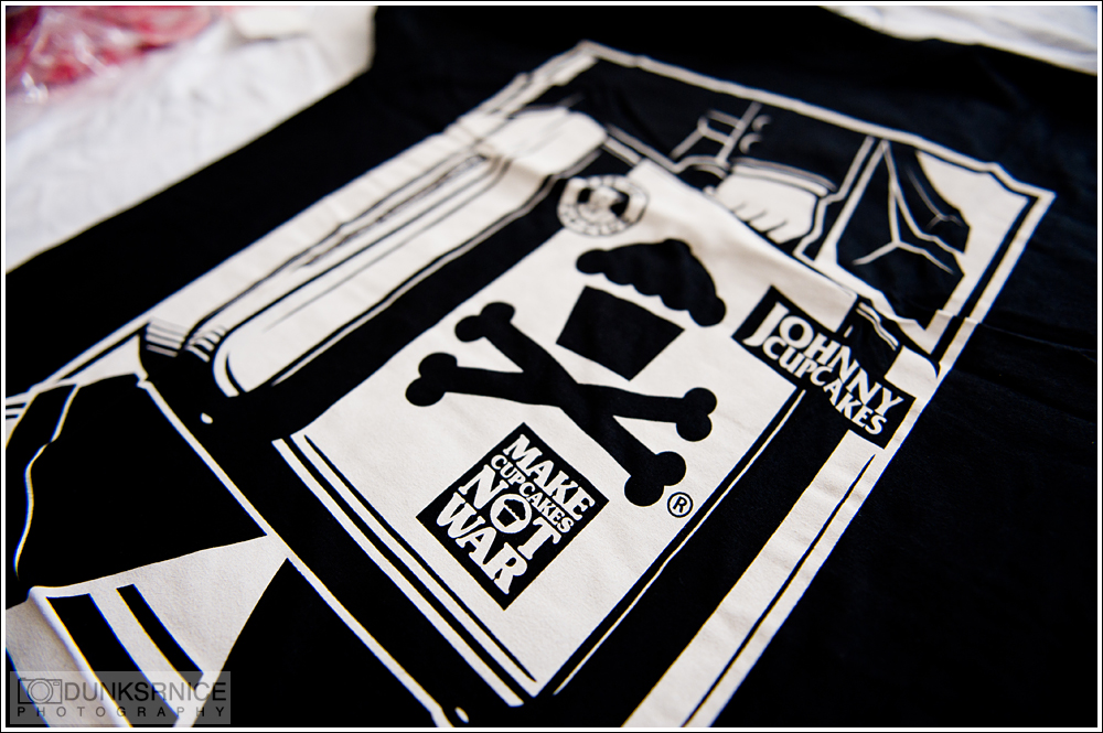 Johnny Cupcakes.