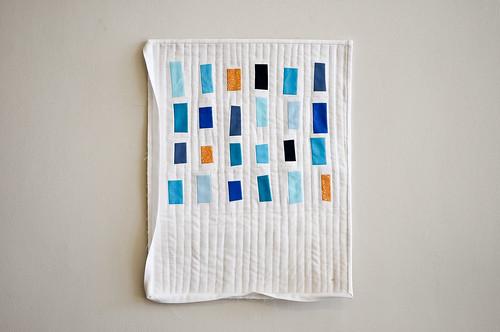 Marilou's Mini Quilt front