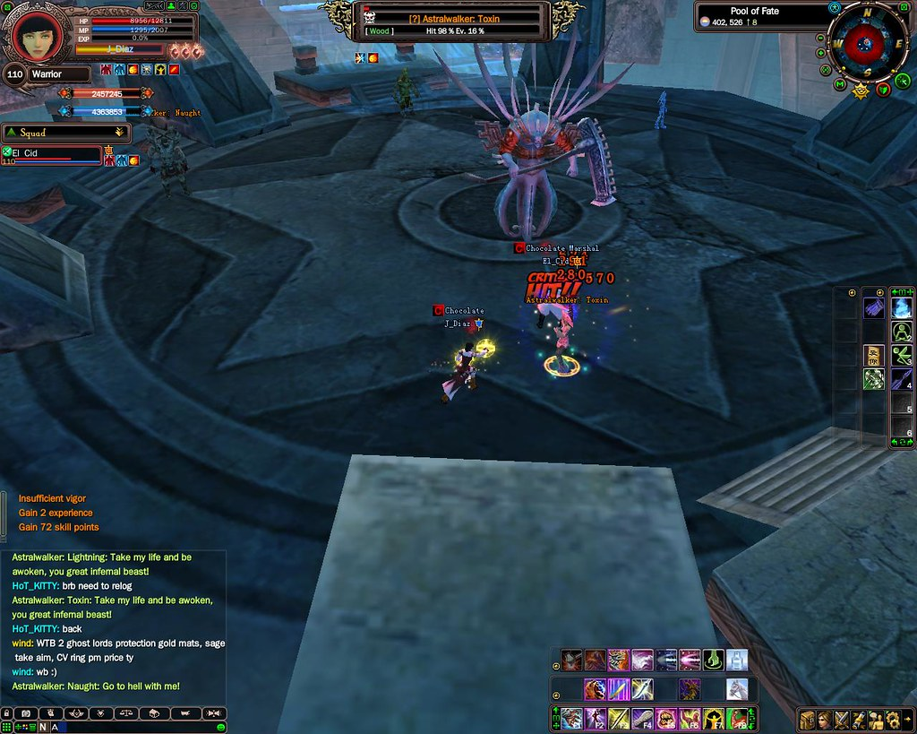 How to do Astral walker Easily and Safely 6103713898_c967869c6a_b