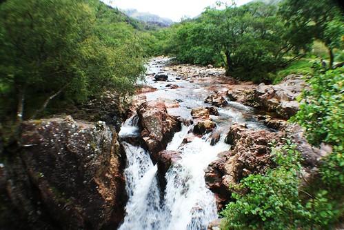 Lower Falls, Glen Nevis