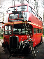 London transport RTL139 Cobham bus museum 1998 (Ledlon89) Tags: bus london transport lt londonbus rtl vintagebuses cobhambusmuseum leylandtitan