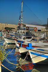 Barche a Creta
