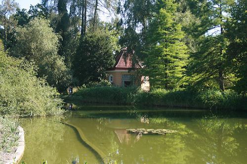 Pavillon Pumpenhaus
