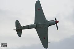RA-3587K - 0470406 - Private - Yakovlev Yak-9UM - 110710 - Duxford - Steven Gray - IMG_9028