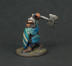 Ral Partha Dwarf of the Blue Mountains