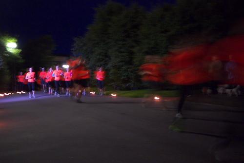 Helsinki Midnight Run by Rollofunk