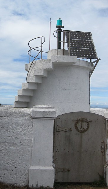 Faro de Monte Agudo (illas Cíes)