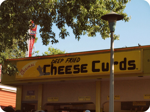 fair cheese curds
