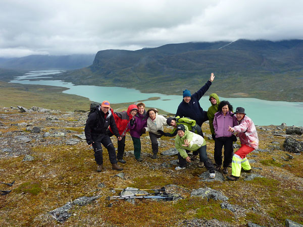 6115058173 2718b8cd5b z Hiking in summer in Swedish Lapland