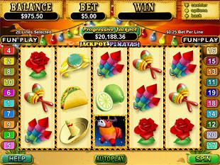 Jackpot Pinatas