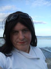 DSCF3772 (bethsthegal) Tags: ireland dublin stockings girl tv dress cross beth cd lingerie tgirl transgender transvestite slip nurse suspenders satin dresser crossdresser tg ladyboy shemale trannie suspender xdresser