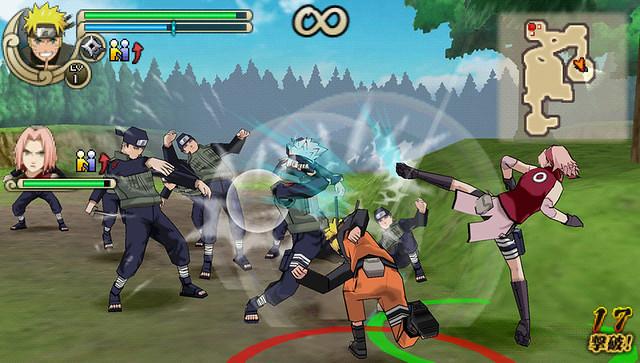 Naruto Shippuden: Ultimate Ninja Impact - Tag Mission
