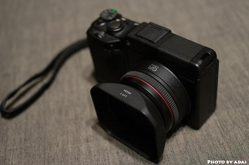 2011.9.1 RICOH GXR + GR LENS A12 28mm F2.5 + LH-1