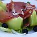 Ham & Melon salade