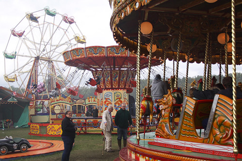 Traditional Fun fair