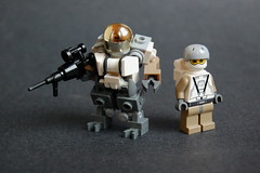 C.A.M. Hardsuit (Cam M.) Tags: cool lego cam awesome minifig epic mecha mech hardsuit faction