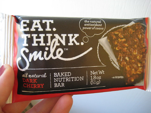 Eat. Think. Smile bar