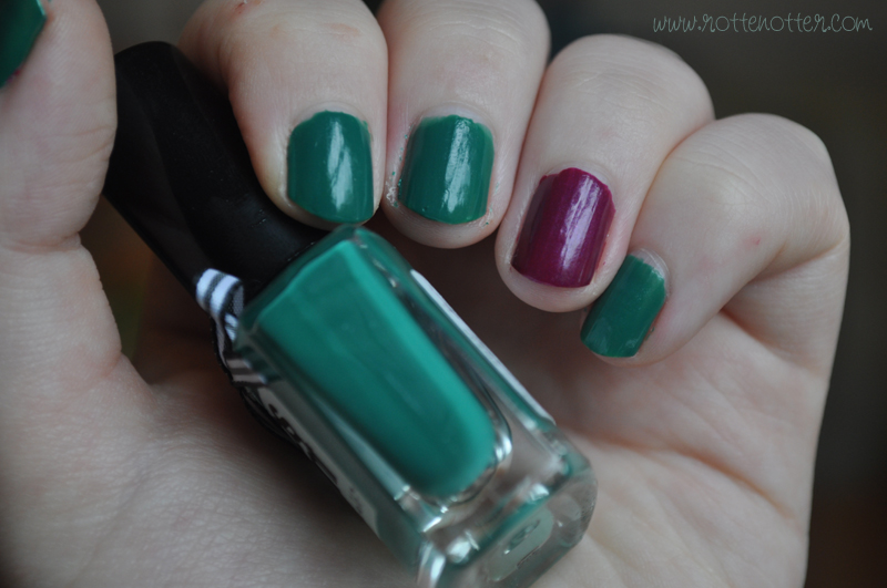notd asos paint by ciate pixie nail polish 01