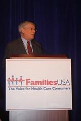 Ron Pollack - Executive Director of Families USA