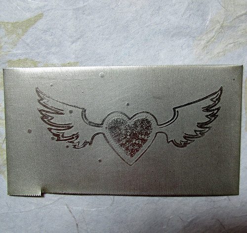 etched nickel silver