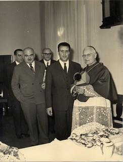 Pascalino direttore dell'Istituto Ragzzi di Milano