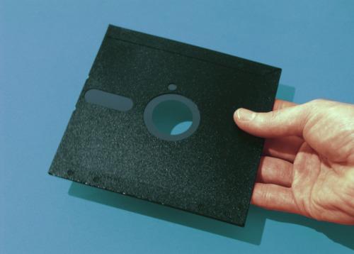 5.25 inch floppy disk