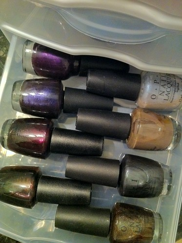 Purple/Grey OPI's...