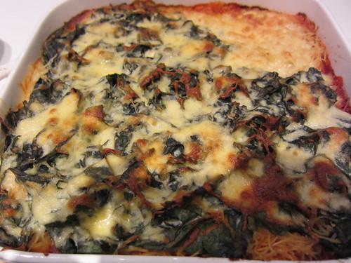 Vegetable Lasange