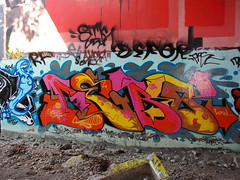 DEB8 (Same $hit Different Day) Tags: graffiti bay south lords deb8
