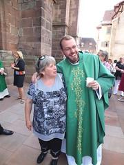 Messe de dpart de l'abb Philippe JACQUEMIN - 11 septembre 2011 (Selestadium novum) Tags: dornbirn alsace eglise selestat catholique jacquemin