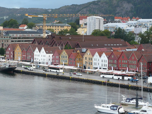 Bergen Norway Hasiatic Quarter