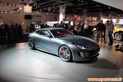 Jaguar C-X16 Concept Francfort 25