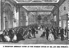 The American Magazine 1881 and Benjamin Disraeli - illustration  - 3