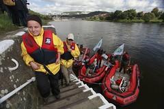 DETOX tour 2011 - st nad Labem (Greenpeace Czech) Tags: greenpeace detox labe spolchemie detoxtour