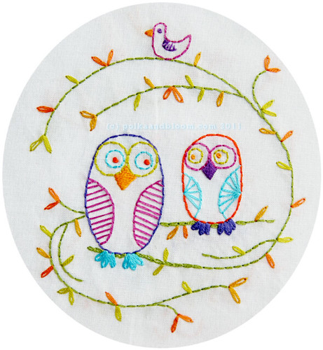 Pattern: Owl Be Your Friend