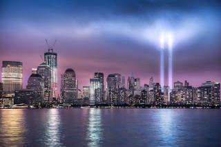 9/11 Memorial - We Remember - 10 Years Later