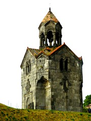 Bell-tower of Haghpat Mon