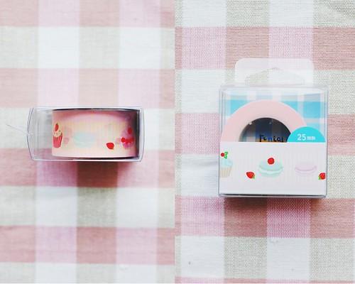 cupcake tape.