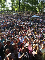 album hour crowd merlefest