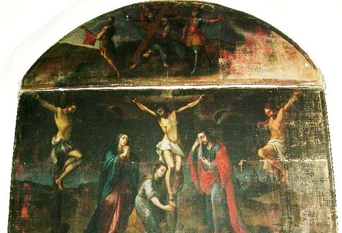 Pinturas en las paredes 1