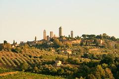 San Gimignano, Tuscany, Italy (Johan Pipet 2M+ views) Tags: trip travel summer vacation italy holiday history canon vineyard europe culture medieval tuscany nocrop palo bartos bartoš