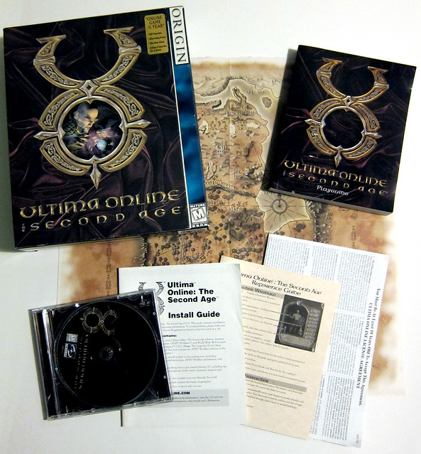 Ultima Online: The Second Age - Everything