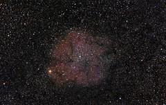 IC 1396 reprocessed (again) (BudgetAstro) Tags: nikond70 nebula astrophotography astronomy dss cepheus 55200mmf456g ic1396 elephantstrunknebula deepskystacker Astrometrydotnet:status=solved garnetstar mucephei ic1396a Astrometrydotnet:version=14400 Astrometrydotnet:id=alpha20111071077244
