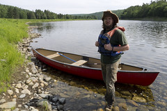 07-08-11: Hillbilly Dave (Ryan Grayson) Tags: camping nature outdoors hiking backpacking hiker backpacker appalachiantrail at