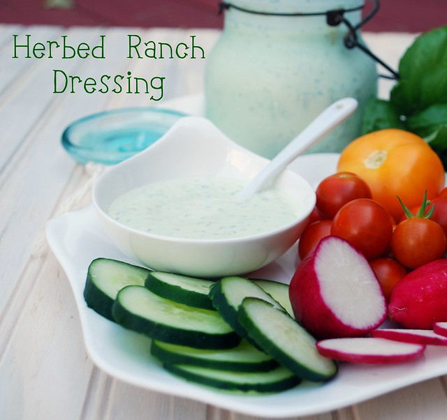 Herbed Ranch Dressing 3