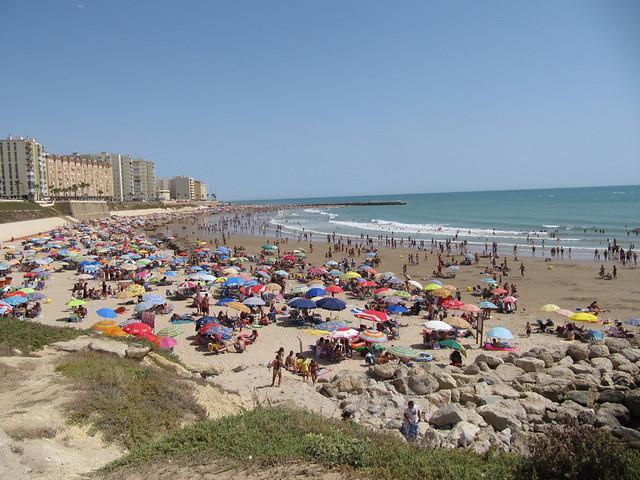 8 La Playa de Santa María del Mar Beach Cádiz
