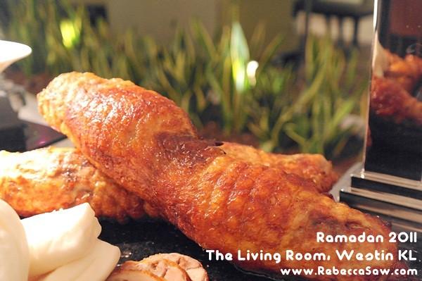 Ramadan 2011 - The Living Room, Westin KL-21