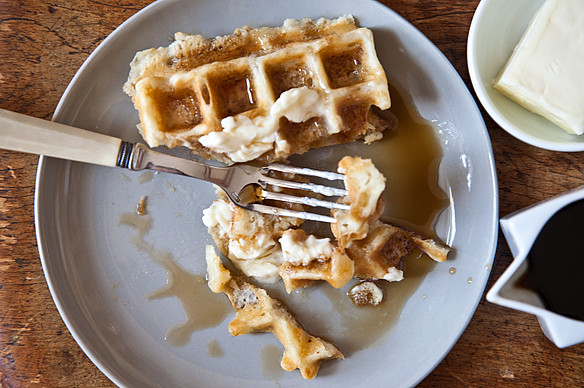 How to Make Waffles of Insane Greatness - Genius Recipes